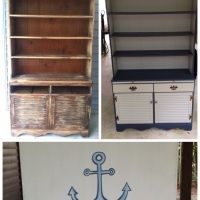 Nautical makeover